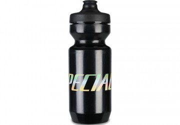 PURIST WATERGATE WATER BOTTLE Black Holograph