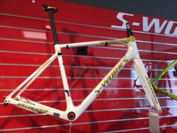 SPECIALIZED S-WORKS LIMITED FRAMESET BOONEN MAAT 56