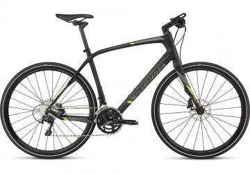SPECIALIZED SIRRUS EXPERT CARBON 2017