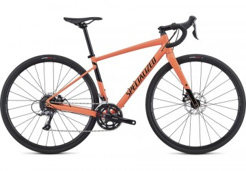 SPECIALIZED WOMEN DIVERGE E5