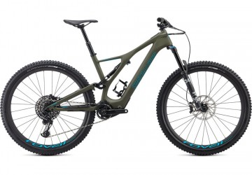 TURBO LEVO SL EXPERT OAK GREEN/AQUA